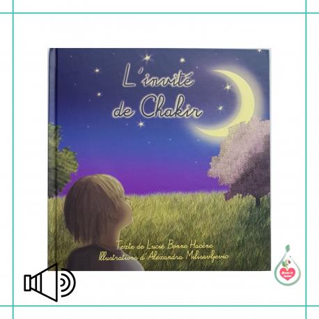 """Livre interactif """"L'invite de Chakir"""""""