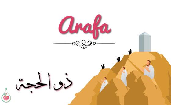 Ce qui rend le jour de Arafa si spécial…